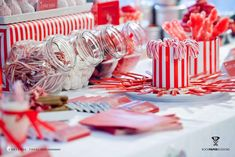 Christmas  Baptism Party Ideas | Photo 20 of 49