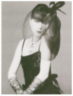 Yamaguchi Sayoko (1949-2007)   山口小夜子