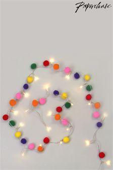 20 svetielok na batériu s brmbolcami Paperchase