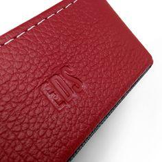 Productos de piel. Porta post-it con grabado de iniciales, graba el tuyo con tu nombre u iniciales.  #Leather  #Handmade #ProductoDePiel #Personalizado
