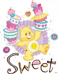"Care Bears: Funshine Bear ""Sweet"""