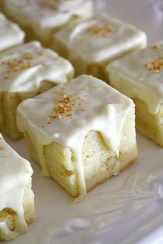 orange and white chocolate petit fours by theforeignkitchen, via Flickr