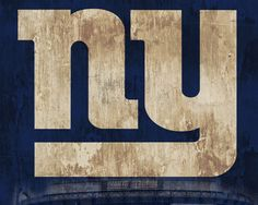 The New York Giants are a professional American football team based in East… New York Football, Giants Football, My Giants, Best Football Team, New York Giants, Football Decor, Giants Players, G Man, High Five