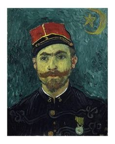 Giclee Print: The Lover, Poul-Eugene Milliet Wall Art by Vincent van Gogh by Vincent van Gogh : 20x16in