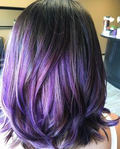 #hair #violet #vivids #vividhair #pravana #haircolor #idohair #haircolor #hairoftheday #potd #redken #shadowroot #lavenderhair #violethair #shorthair #lotd #dailylook #joicointensity #guytang #balayage #hairofinstagram #hairoftheday