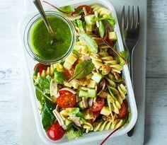 Bilde av pastasalat