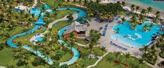 Coconut Bay - St. Lucia - all-inclusive - price seems fairly reasonable $182 pp based on 5 night stay - only have a 2 bedroom adjoining rooms - available through Costco.com but can't get prices online