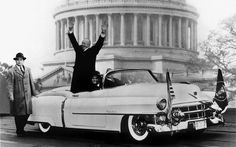 FDR's mob-mobile, LBJ's Amphicar and everything in between