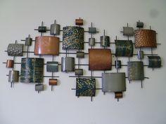 Hier ziet U bijzonder mooie 3D metalen wanddecoratie uit de collectie van Monidart. Dit prachtige exemplaar is te bestellen in de webwinkel van Dekogifts