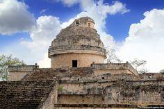 6 Observatorio Chichen Itza
