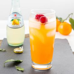 Honey Tangerine Fizz | The Missing Lokness