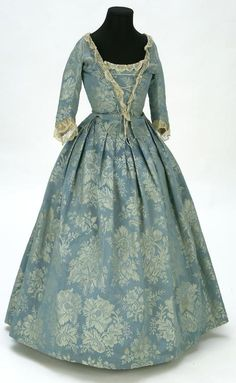 Jacket and petticoat, 18th century