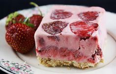 Strawberry Ice Cream Cake Recipes | ... strawberry patch i just had to find some strawberry recipes i decided