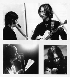 John Lennon & Ringo Starr recording the White Album Julian Lennon, The White Album, The Fab Four, Ringo Starr, The Beatles, Liverpool, Hollywood, Mood, Fictional Characters