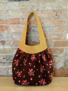 8f758461976b Birdie Sling Bag --Amy Butler Pattern. Made with Riley Blake Fabrics ...