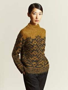Dries Van Noten Women s Mix Up Sweater Knitwear Fashion 9faf68fe4e7