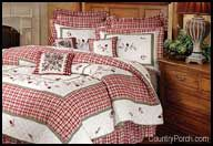 Rustic Pine Country Quilt
