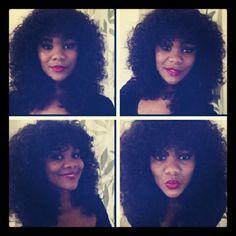 Afro-curls