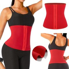 Get in shape with this Firm Control Waist Cincher Corset Waist Slimmer Belt.⏳ Our waist trimmer corset smooths your post-baby tummy flab and love handles, seamless smooths surface can be hidden under clothes or dress, you can wear it on any occasion you want to look slimmer. The best waist trimmer for weight loss is perfect for providing compression and support for postpartum recovery after pregnancy, lose weight, gym workout, wedding, party, working, tummy control trainer, and everyday use. Brazilian Briefs, Waist Cincher Corset, Lose Weight, Weight Loss, Postpartum Recovery, Love Handles, Hourglass Figure, Slim Waist, Athletic Tank Tops