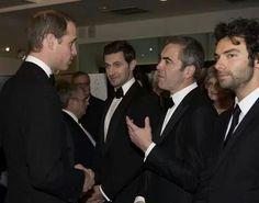 Meeting royality