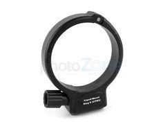Vòng đỡ lens EF 100mm f2.8L IS chuyên dụng khi chụp hình với chân máy, giúp máy và ống kính cân bằng tốt hơn.Cân bằng trọng lượng máy và lens.