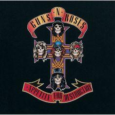 Guns N' Roses - Appetite for Destruction 180g LP