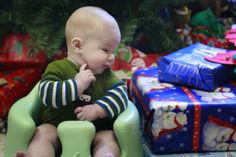 Christmas presents for baby: what's the point?