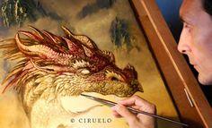 El gran libro del dragón, primer film argentino épico fant
