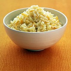 Basmati Rice with Onion and Ginger Quick Rice Recipes, Side Dish Recipes, Healthy Recipes, Dinner Recipes, Healthy Treats, Lunch Recipes, Asian Recipes, Delicious Recipes, Basmati Rice Recipes