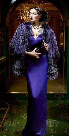 The Glam Girl Diaries: A Dior Love Affair; A/W 2011 LOOKBOOK