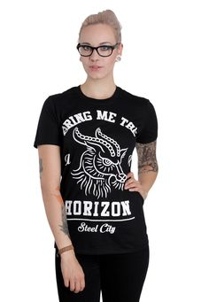 Checkout this out: Bring Me The Horizon - Goat - T-Shirt for 18,99€