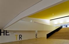 Teatro e Auditório, Poitiers (FR) - João Luís Carrilho da Graça Arquitectos