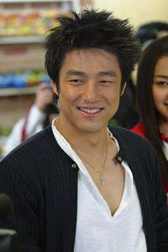 Ji Jin Hee - Korean Actor
