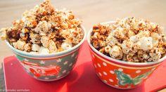 Popcorn met kaneel