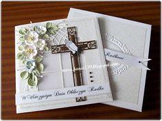 hania739: Na obłóczyny ... Flower Cards, Scrapbooking, Faith, Frame, Flowers, Wedding, Envelopes, Picture Frame, Valentines Day Weddings