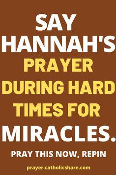 Prayer Scriptures, Faith Prayer, Prayer Quotes, Faith In God, Bible Quotes, Catholic Prayer For Healing, Prayers For Healing, Wisdom Bible, Miracle Quotes