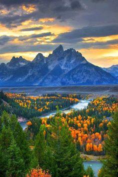 National Park ~ Dreamy Nature