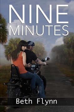 Nine Minutes by Beth Flynn.....couldn't put it down, never read anything like it before....sequel in spring of 2015