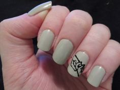 Bizarre Obsessions~Divergent Nails Series: Abnegation