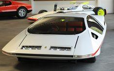 Pininfarina Ferrari 512S Modulo (1970) - ASH INSTITUTE Blog 70s Cars, Best Luxury Cars, Futuristic Art, Custom Cars, Concept Cars, Cars Motorcycles, Cool Cars, Super Cars, Classic Cars