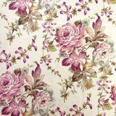 Gavanza 3 - Farbmix - Dekostoffe Blumen - Möbelstoffe Blumen - stoffe.de