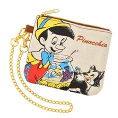 Pinochio Purse