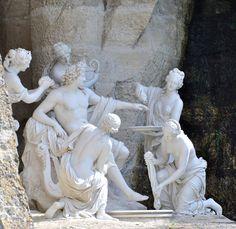 Versailles: Le Bosquet des Bains d'Apollon
