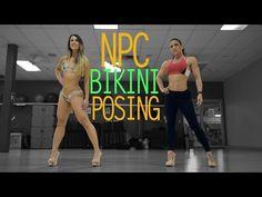 Angel Competition Bikinis, NPC Competition Bikini, Custom Bikini, | NPC Bikini Posing with Kara Corey