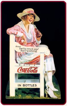 Vintage Coca Cola ad