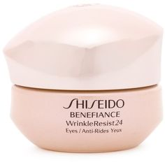 Shiseido Wrinkleresist Eye Cream (€61) ❤ liked on Polyvore featuring beauty products, skincare, eye care, shiseido skin care, shiseido and shiseido skincare