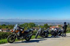 #Piemonte #Langhe e #Roero – Il Monviso, da lontano, mi sorride sempre… | Max510's Blog