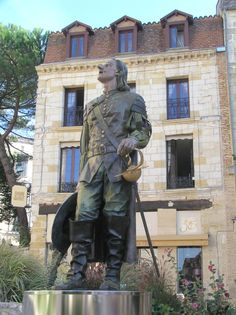 Bergerac. Cyrano de Bergerac.
