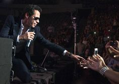 Photos: Marc Anthony, Marco Antonio Solis and Chayanne heat up Dallas' American Airlines Center | Dallas-Fort Worth Entertainment News and Reviews - News for Dallas, Texas - The Dallas Morning News