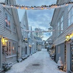 Christmas preparation in Stavanger, Norway. Photo by @bent.inge.ask #TourThePlanet